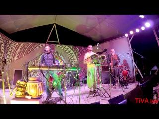 "DAN TiVA - Черепашки Ниндзя Live in Kwammanga (Live Looping Cover)"""