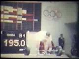 1968 Heavyweight Lifting Mexico Olympics