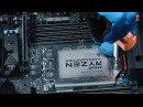 MSI® HOW-TO unbox and Install AMD Ryzen Threadripper CPU (SocketTR4)