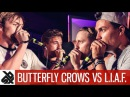 BUTTERFLY CROWS vs L.I.A.F. WBC Tag Team Battle Top 8