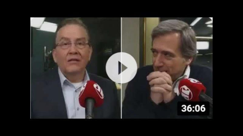 Marco Villa (falastrão) é Humilhado na Jovem Pan por presidente do BNDES, e fica todo sem graça