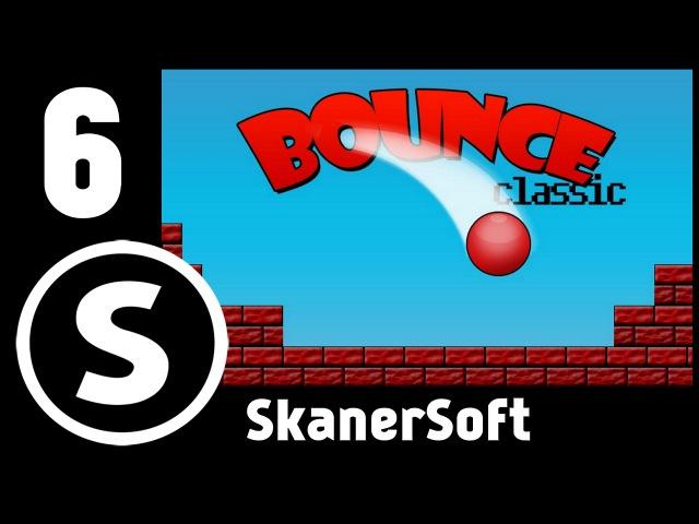 Вода в игре Bounce на JavaScript и PointJS
