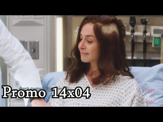 Greys Anatomy 14x04 Promo Season 14 Episode 4 Promo