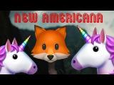 Animoji Karaoke - New Americana