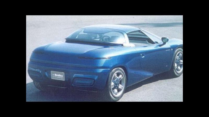 2736 Heuliez raffica 1992 Prototype Car