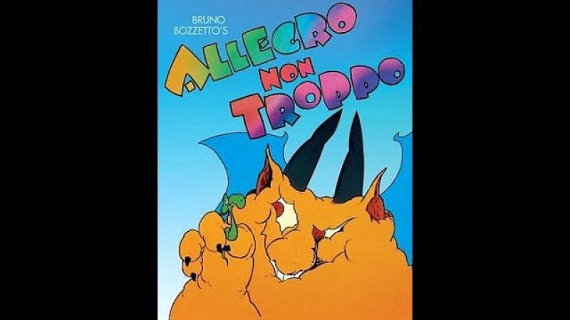 Allegro Non Troppo - 1 to 6 classical music animation (Full movie parts)