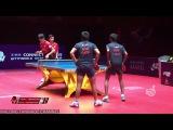 YOSHIMURA Maharu /UEDA Jin vs GHOSH Soumyajit /GNANASEKARAN Sathiyan   MD Final   Bulgaria Open 2017