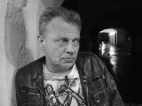 Сергей Калугин на площадке экспериментальной поэзии
