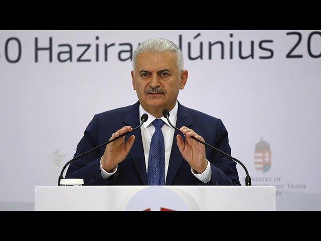 Başbakan Yıldırım Avrupa, Türkiyeye elinden gelen zorluğu göstermeye devam ediyor