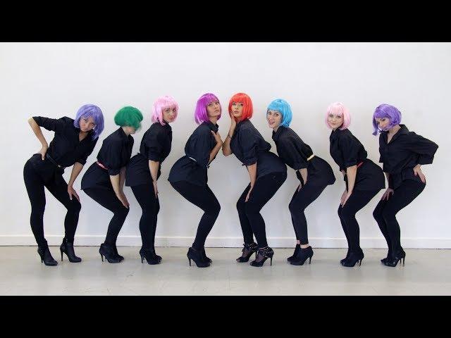 Choreography by ELIZAVETA REDKINA (Алёна Свиридова - Без него)
