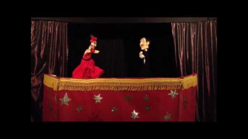 Танго La Cumparsita Tango by Tinga Rebus Theatre