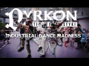 Pyrkon 2017 COSPLAY video Industrial Dance Madness by Sayomi [ Dance Music video ]