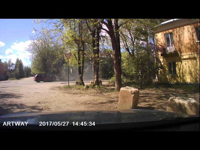 ЖЕСТОКОЕ ДТП в Твери (май 2017 г.), свежее ДТП, запрещенный обгон по встречной полосе