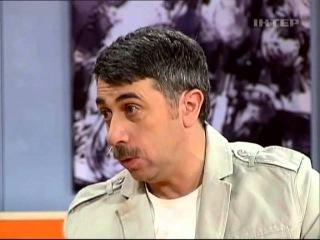 Школа доктора Комаровского, 1-ая передача (2010 03 07)