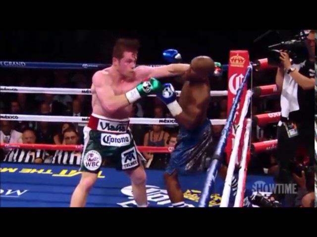 Floyd Mayweather vs Canelo Alvarez Highlights