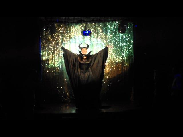Diva Crystal - Maleficent