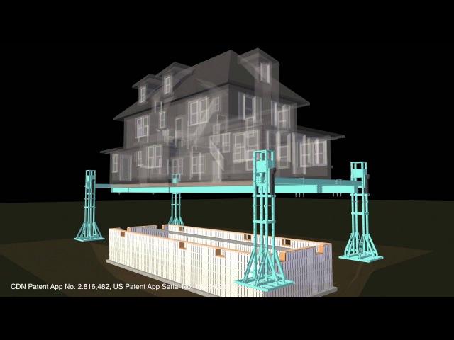 FailSafe House Lifting Basement Replacement