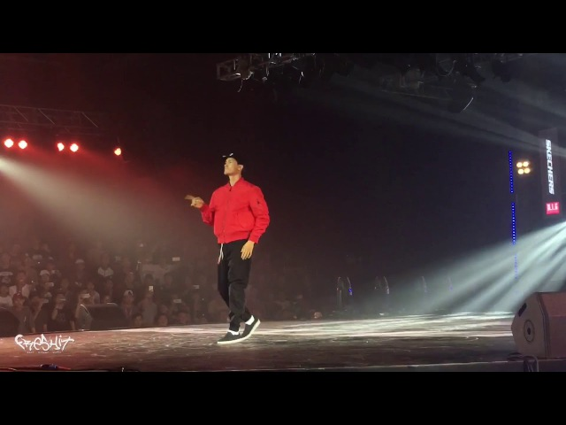 Daniel Cloud Campos Showcase 2017 BIS 2017 - Skechers World Wars Freshit Tv