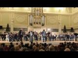 Парижский каскад (Е. Дога), С. Ставицкая и В. Ушаков, Оркестр