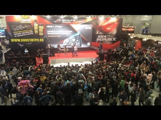 Розыгрыш видеокарты ASUS ROG Strix GeForce GTX 1080 на Игромир 2017