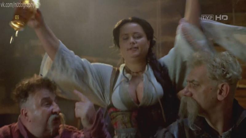 Неизвестная в сериале Огнём и мечом (Ogniem i mieczem, 1999, Ежи Гоффман) - 1 серия (1080i)