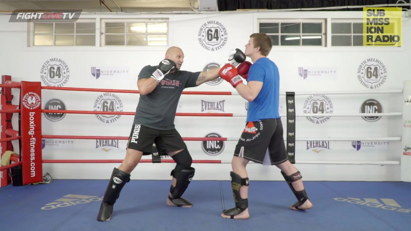 Sam Greco | Vicious COUNTER to a Jab (inside slip)
