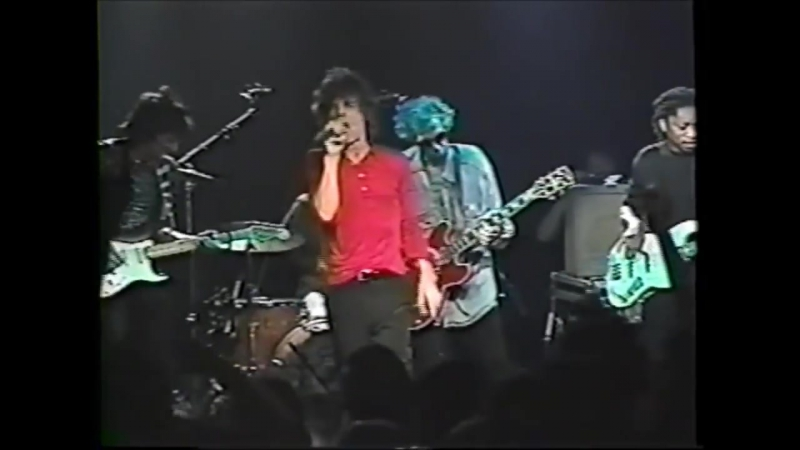 The Rolling Stones - Live at Double Door Club 18_9_1997 - HD 720p Proshot