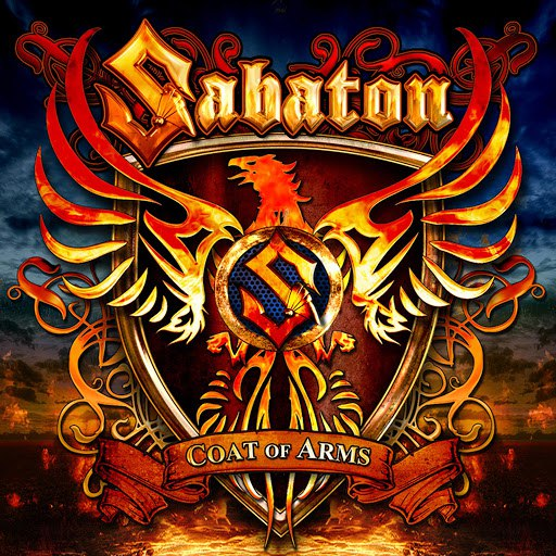 Sabaton альбом Coat of Arms