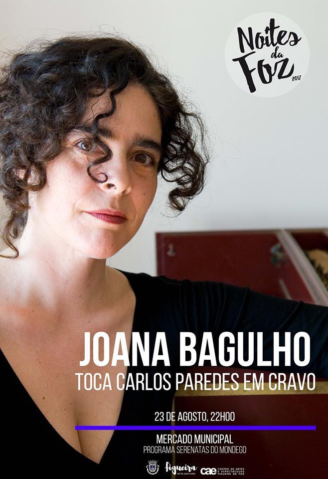 Joana Bagulho - Em Cravo A Partir De Carlos Paredes - Acção