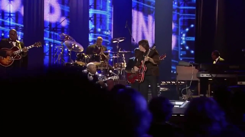BB King Richie Sambora - The Thrill Is Gone
