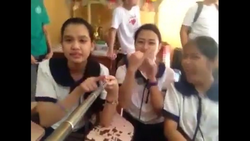 Deaf girl pretty young part 4 four - Filipino sign language Philippine