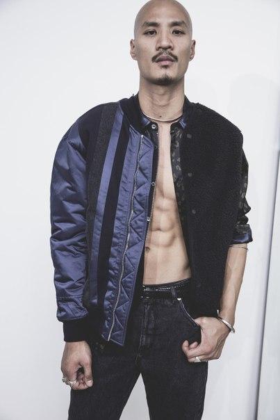 3.1 Phillip Lim's 2017 Fall Men's Collection Lookbook Reaffirms 'Roman