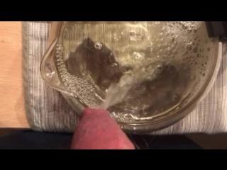 Dirty-dutch — making coffee
