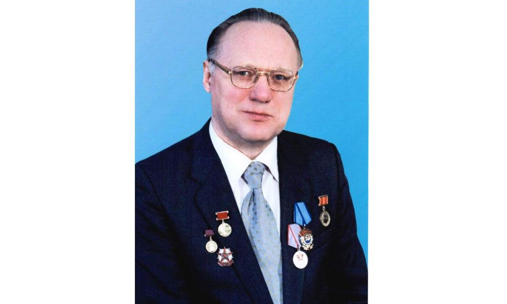 Д.И. Мацуков, 1990-е годы.