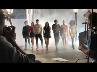 Фотосессия для 2 сезона «Ривердейла»