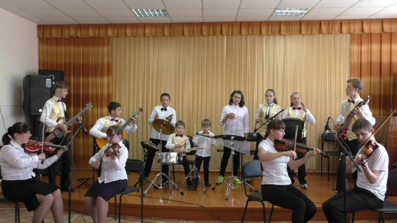 Эстрадно-джазовый ансамбль Альянс