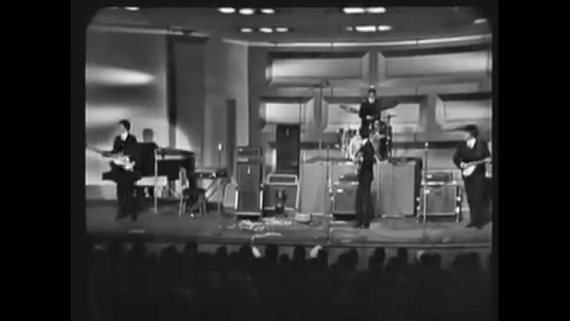TWIST AND SHOUT- THE BEATLES (LIVE 1964) Quarrymen - The beatles cuarteto de liverpool(480p)
