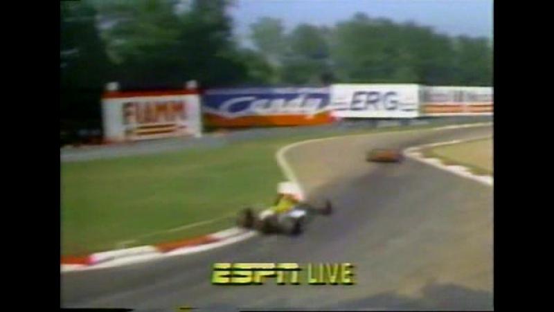 F1 1989. Гран-при Италии. Гонка