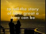 LOVE STORY (Where Do I Begin_) - Andy Williams (Lyrics)