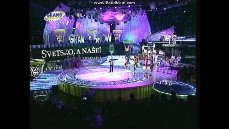 Mile Kitic - Sampanjac ( Grand Show 2006 )