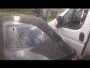 Авария между остановками Серова и Рождественского ,в сторону ж.д вокзала ( 17:30  06.07. 2017)