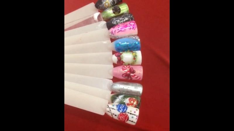 Индивидуальный подход к каждому клиенту и невероятный дизайн ногтей только в студии красоты 'EGO'!🙌