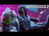 [?LIVE] КРАСНАЯ ПАНДА И РУССКИЕ ХАКЕРЫ - Стрим Watch Dogs 2 #10