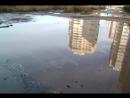 Система озер в центре Брянска.