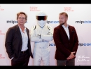 William Fichtner on red carpet of MIPCOM2017