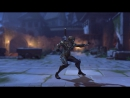 Ниндзя из аниме наруто танцует под величайшую песню топа геймера