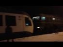 Рейковий автобус Львів/Луцьк/Ківерці , В 18:23 поїзд зламався за 12 Км до Стоянова.