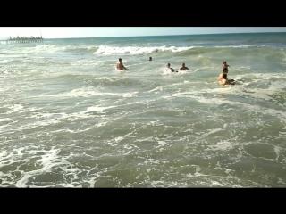 Последний день в Турции! Большие волны! Сентябрь 2017