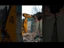 ООО ПрофСопСтрой - демонтаж кирпичного здания, размер 20X40