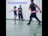 Philadelphia Dance Center holds a 'daddy daughter Valentine's ballet class' with hilarious results